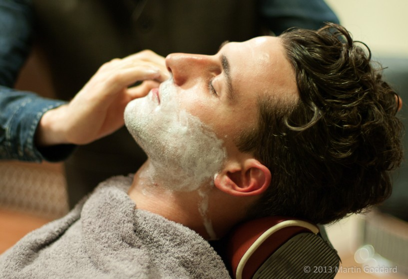A Close Shave - 2