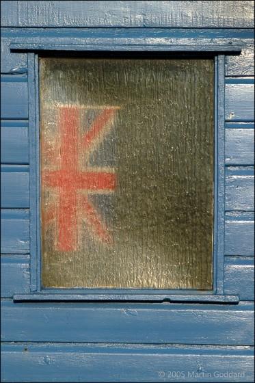 Beach Hut Windows, Southwold 5
