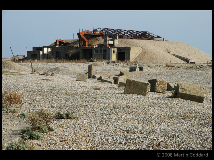 Orford Ness - Military Research Facility 3